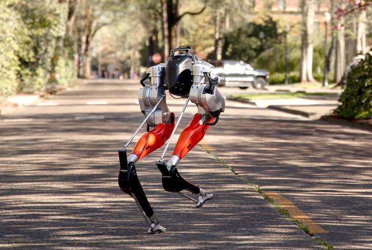 로봇이 5km를 달리는데 걸린 시간, 무려 OO분?! 썸네일